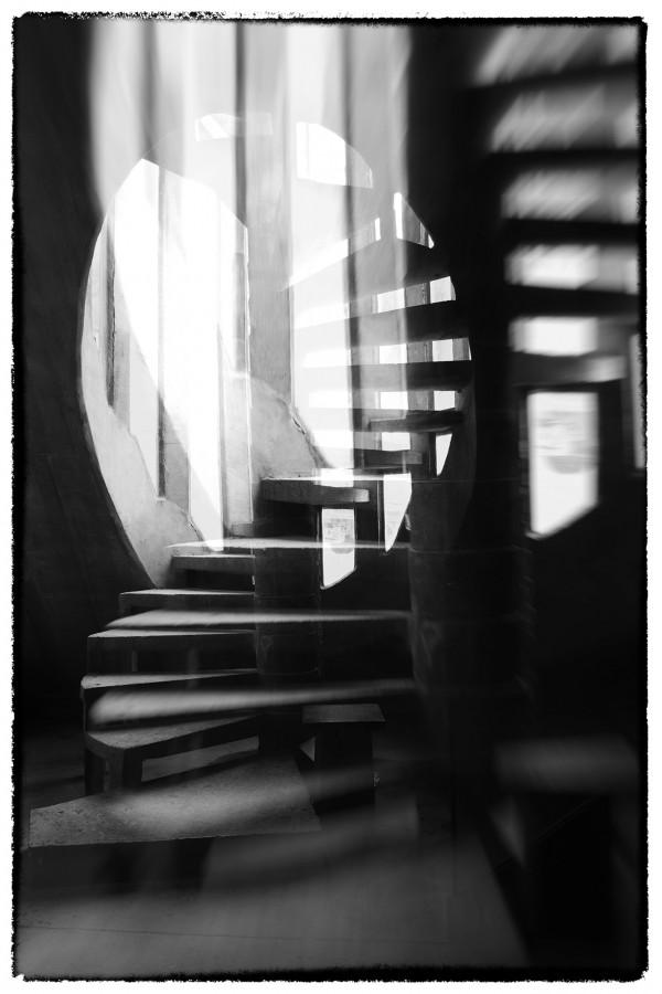 Nadine Goutin - Onirique - IP-monochrome