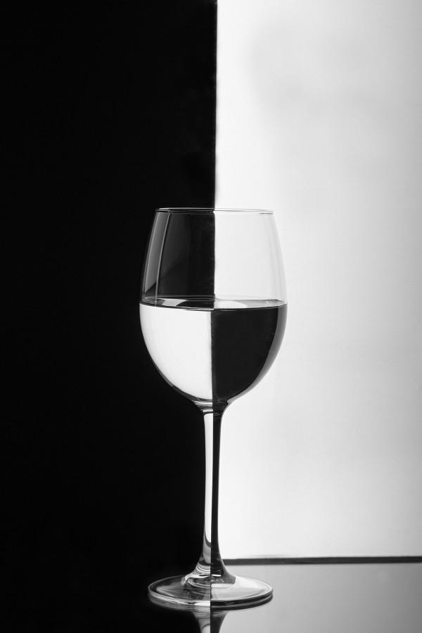 Claude Bisch - Mondrian's glass - IP-monochrome