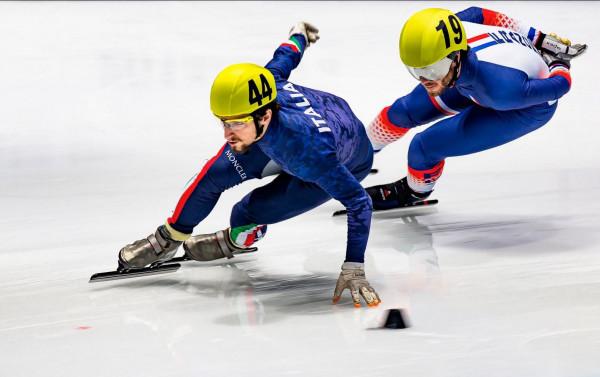 Yves Berry - Italie France - N1 IP couleur - 4ème place -  Médaille sport